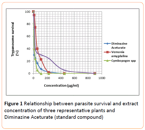 Determination of IC50 and IC90 Values of Ethanolic Extracts of Some